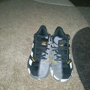 Boys Adidas, tennis shoes!!